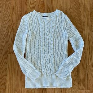 Nautica Cable Knit Sweater